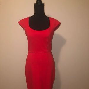 Women's SZ 4 Victoria Secret Jersey Knit Dress